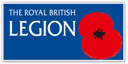 The Royal British Legion Poppy Walk