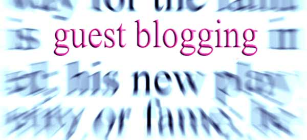 Guest Blogger – A Business Blog Example